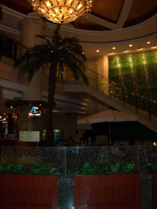 Lobby Hengsheng Peninsula International Hotel
