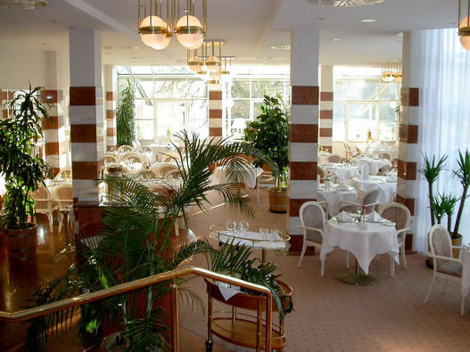Steigenberger Bad Pyrmont, Restaurant Steigenberger Hotel & Spa Bad Pyrmont