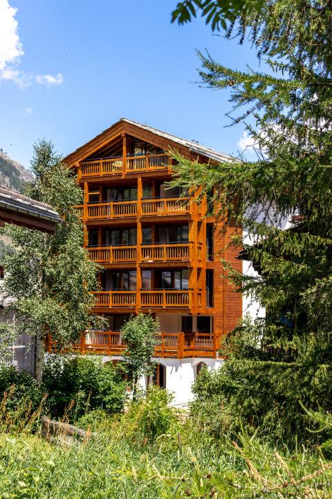 Außenansicht Europe Hotel & Spa