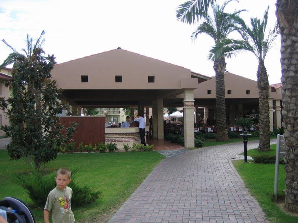 Anatolisches Restaurant Hotel Silence Beach Resort