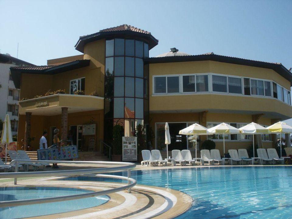 Hotelrestaurant Hotel Club Dizalya