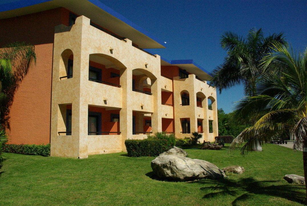 Anlage Grand Palladium Colonial Resort & Spa