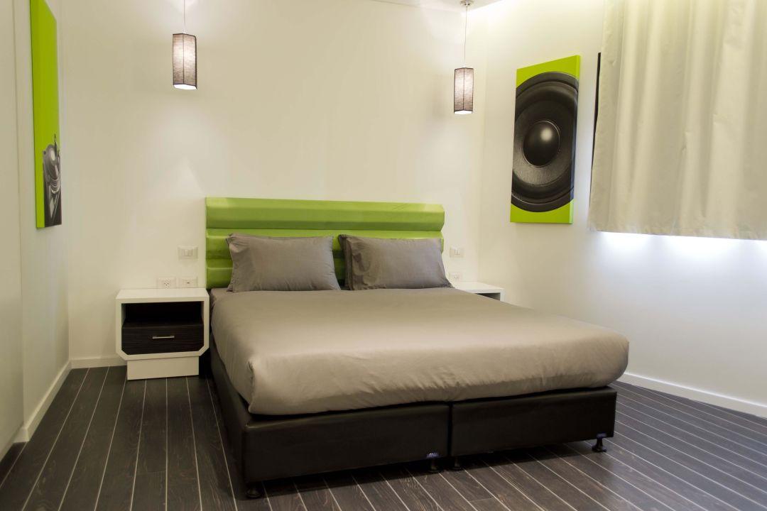The studio 130 Rock Apartments