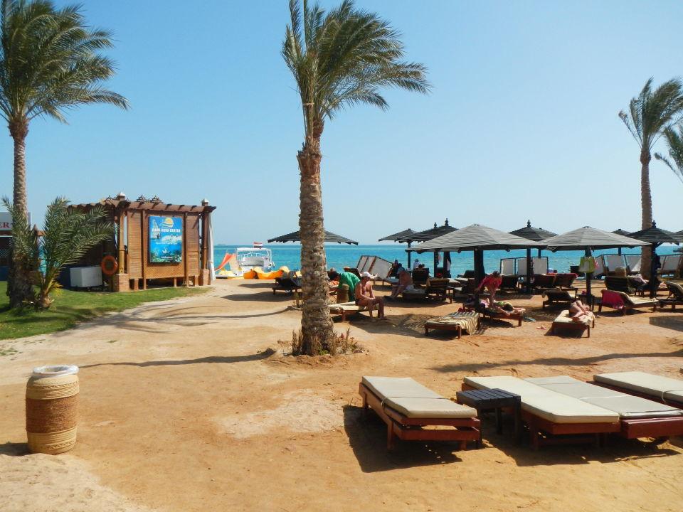 Platz Am Strand Steigenberger Aqua Magic Hurghada Holidaycheck