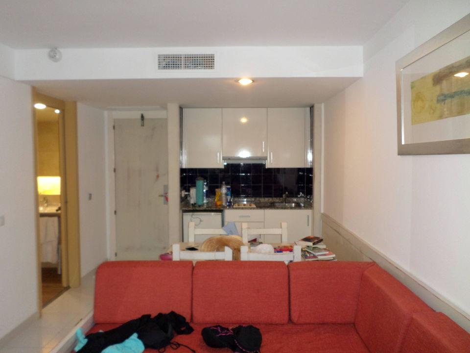 Kochnische Wohnzimmer Ausgang Eix Platja Daurada