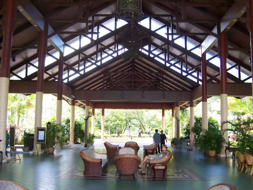 Lobby / Empfangshalle Hotel Damai Puri Resort & Spa