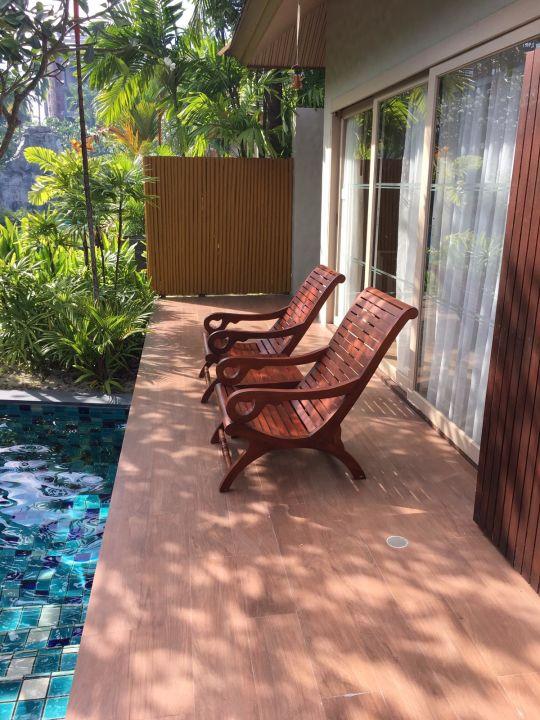 Pool Metadee Resort & Villas