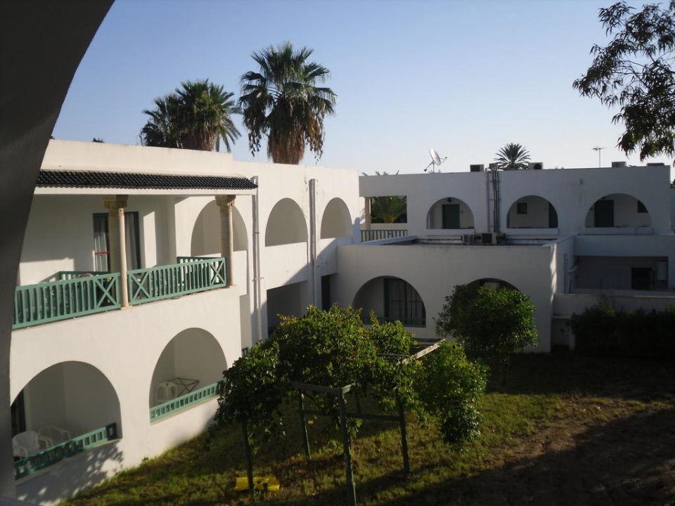 Zimmer mit Gartenaussicht Hotel El Mouradi Cap Mahdia