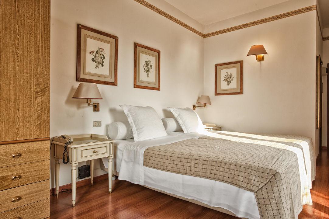 Balkony room  Hotel La Caletta Bolognese