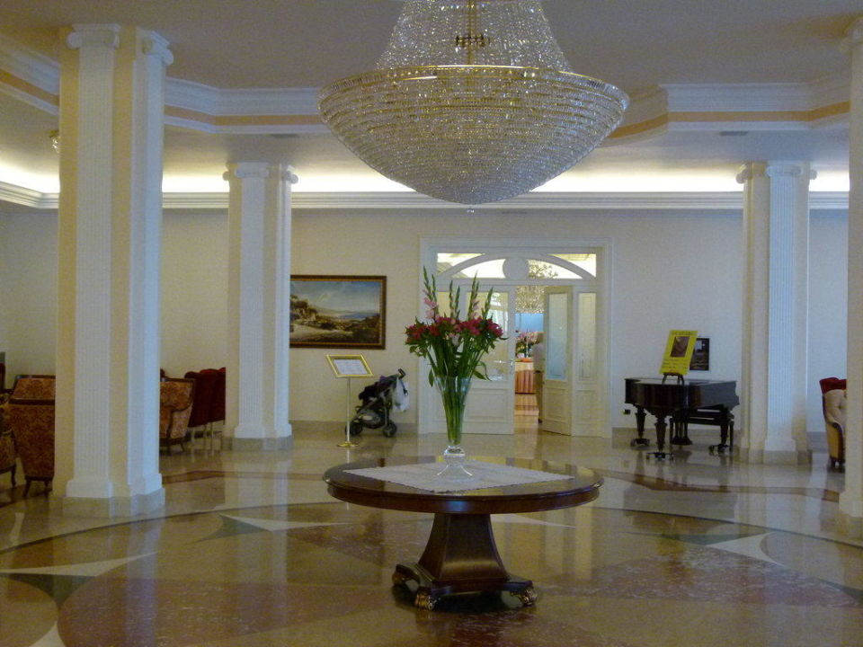 Quot Hotelaufenthaltsraum Quot Hotel Terme All Alba Abano Terme