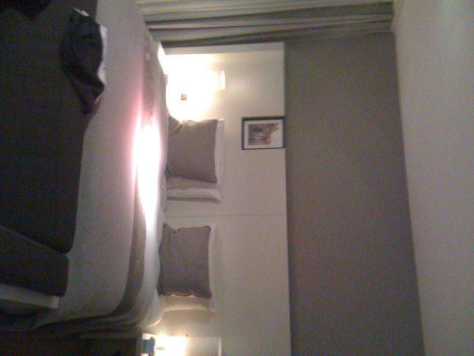 Unser Zimmer  Hotel Sofitel Hamburg Alter Wall