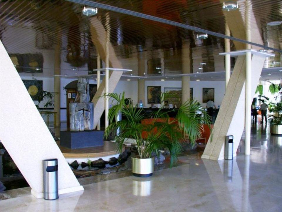 Hotelhalle   Playa Dorada Hesperia Lanzarote Playa Dorada