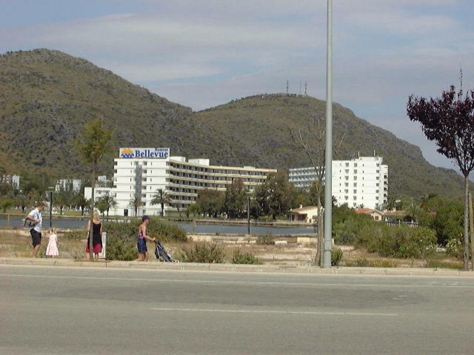 Hotel Bellevue Alcudia / Mallorca Hotel BelleVue Club