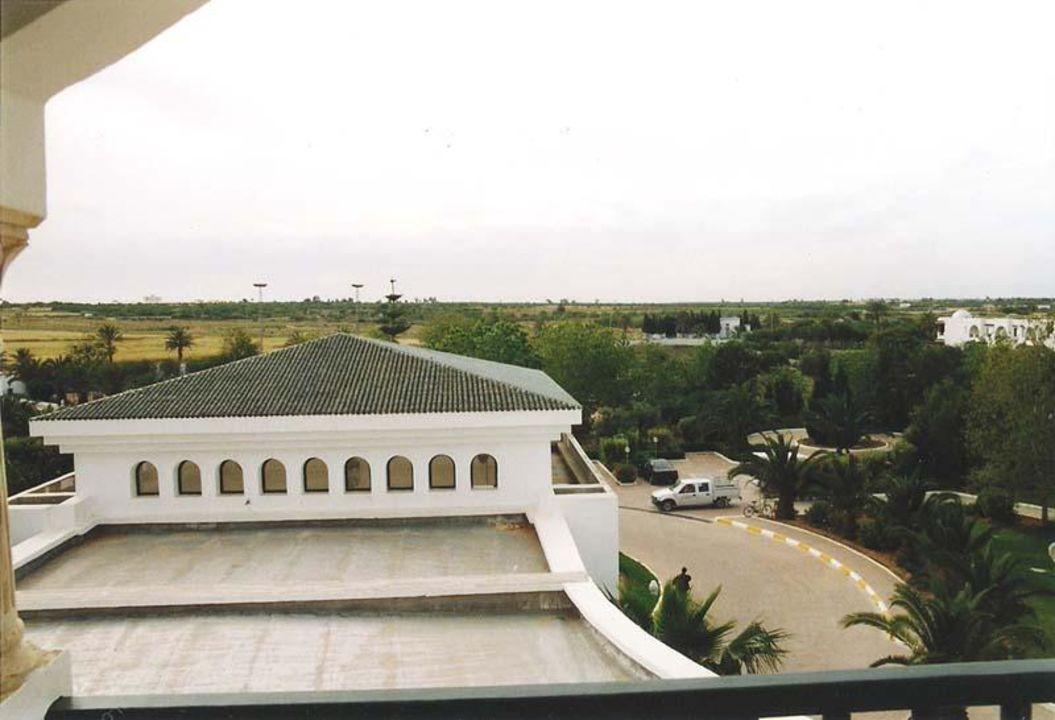 Lobby Hotel Fatimi Garden