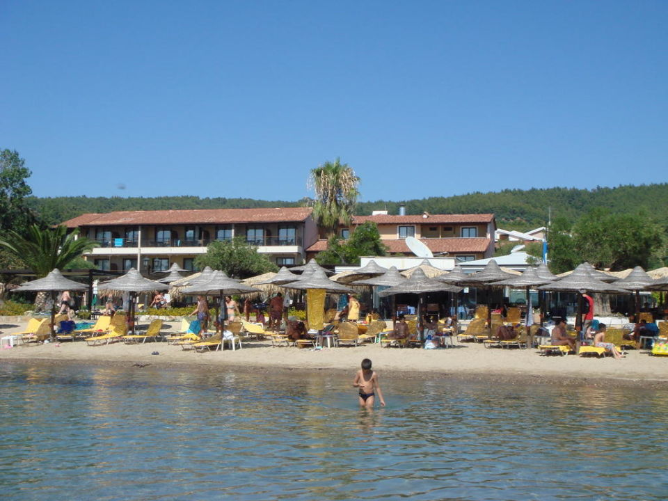 Anthemus Sea Beach Hotel Spa