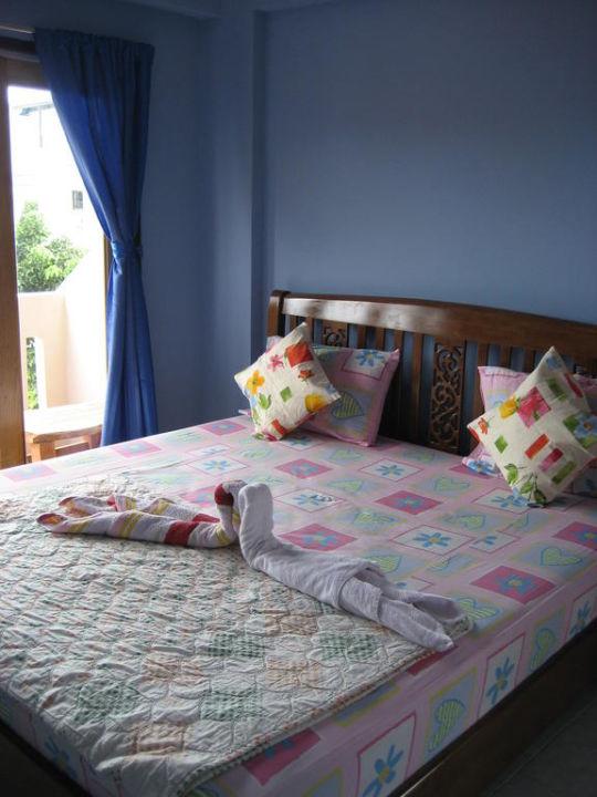 Einzel Bett Zimmer Pott Guest-House