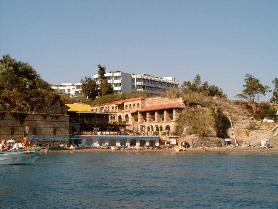 Hotel Mistral Akdeniz Aventura Park Hotel