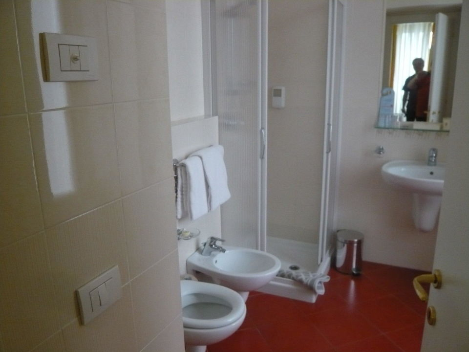 Badezimmerausstattung\