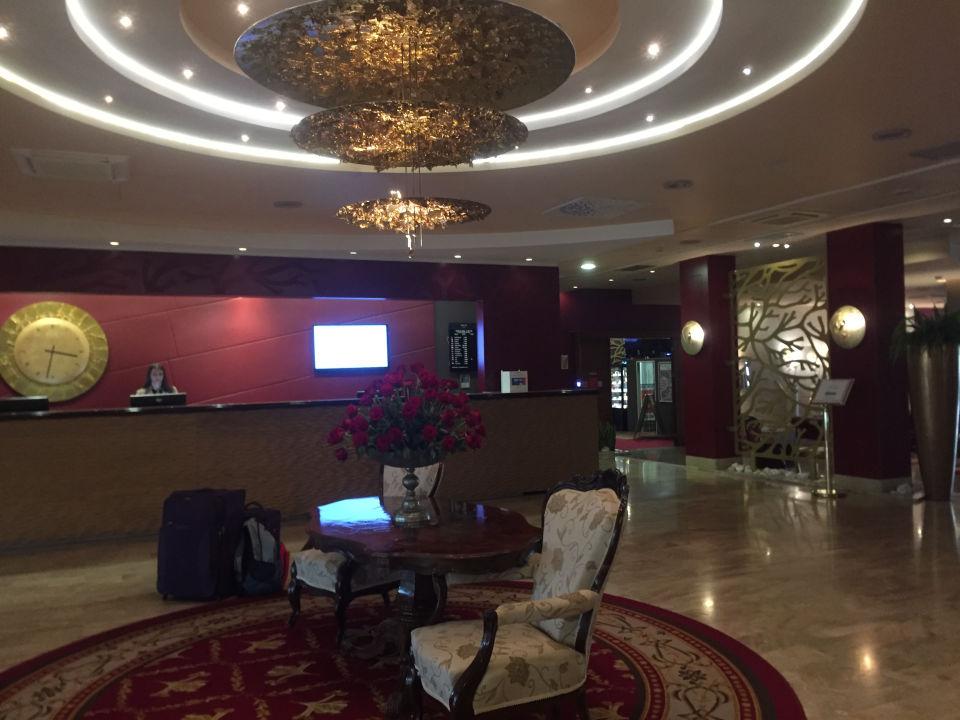 Lobby Hotel Melia Coral for Plava Laguna