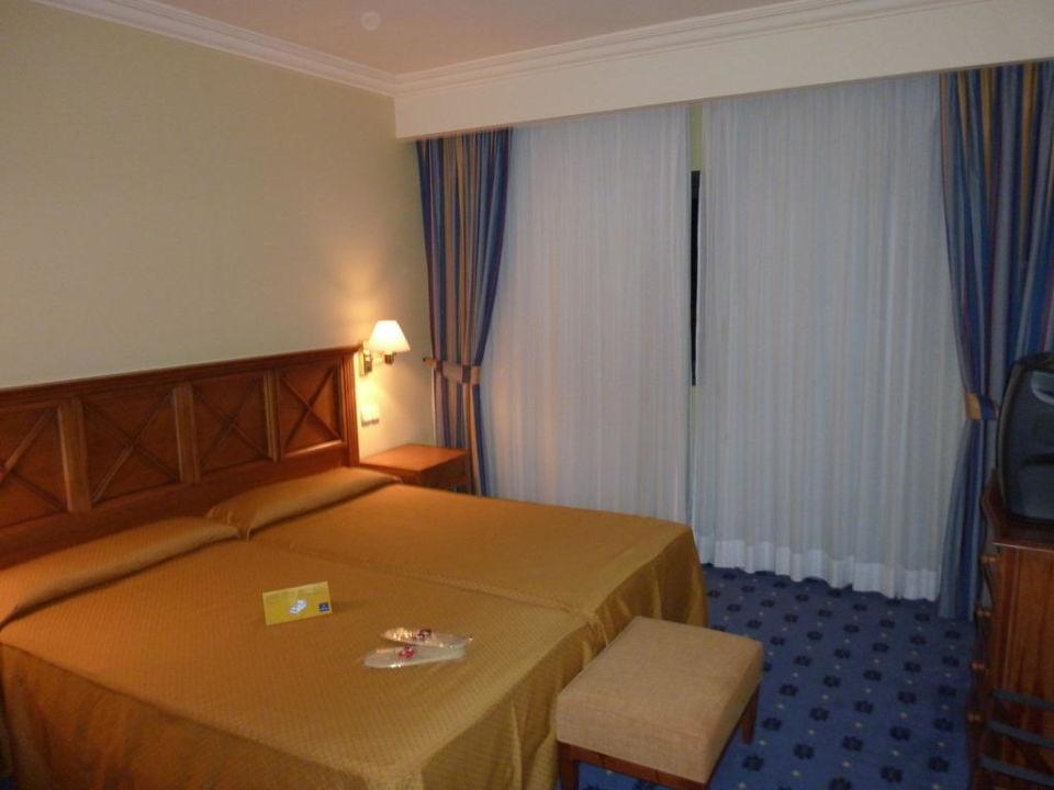 Schlafzimmer IBEROSTAR Andalucia Playa
