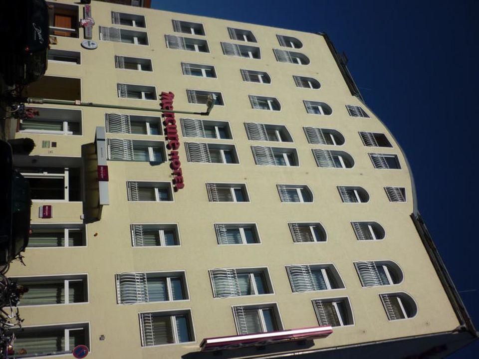 Au Mercure Hotel Berlin Mitte