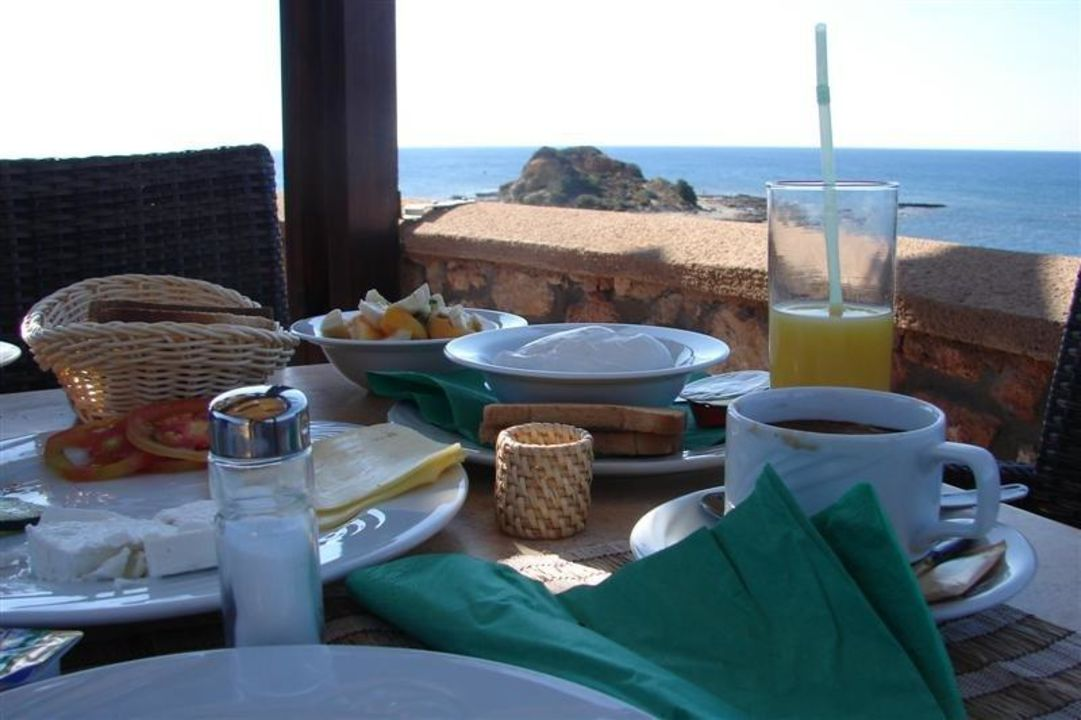 Frühstück Hotel Al Mare Villas