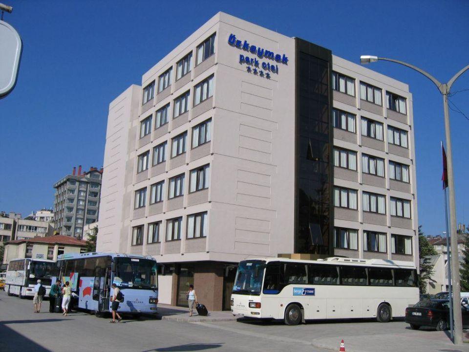 4-Sterne-Hotel Özkaymak Park Hotel
