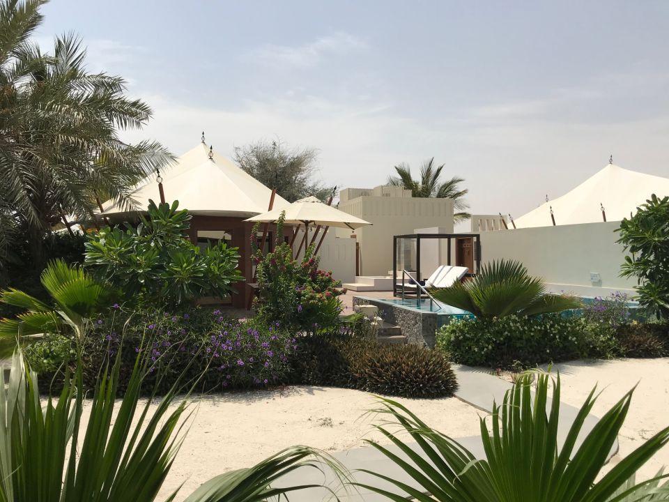 Außenansicht The Ritz-Carlton Ras Al Khaimah Al Hamra Beach