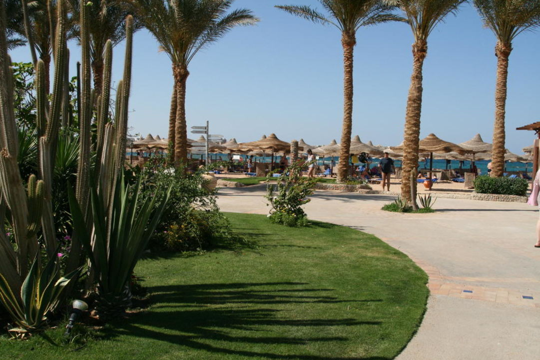 Anlage Hotel Iberotel Makadi Beach