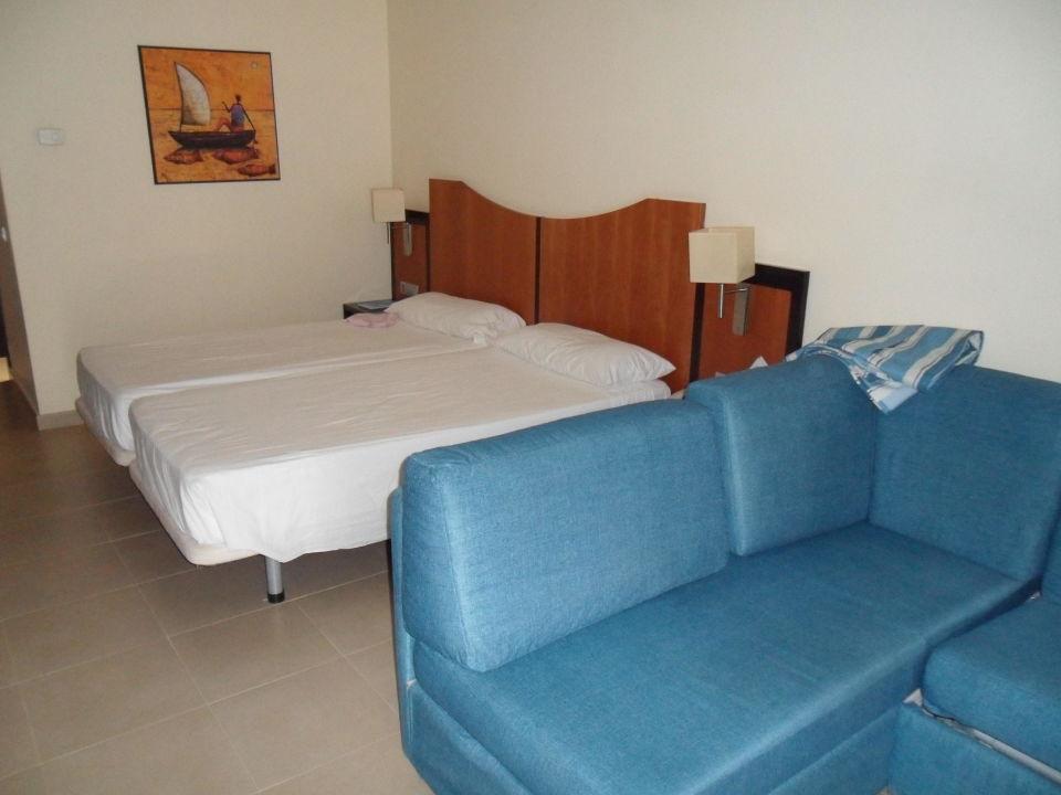 Die Rezeption Hotel Las Costas