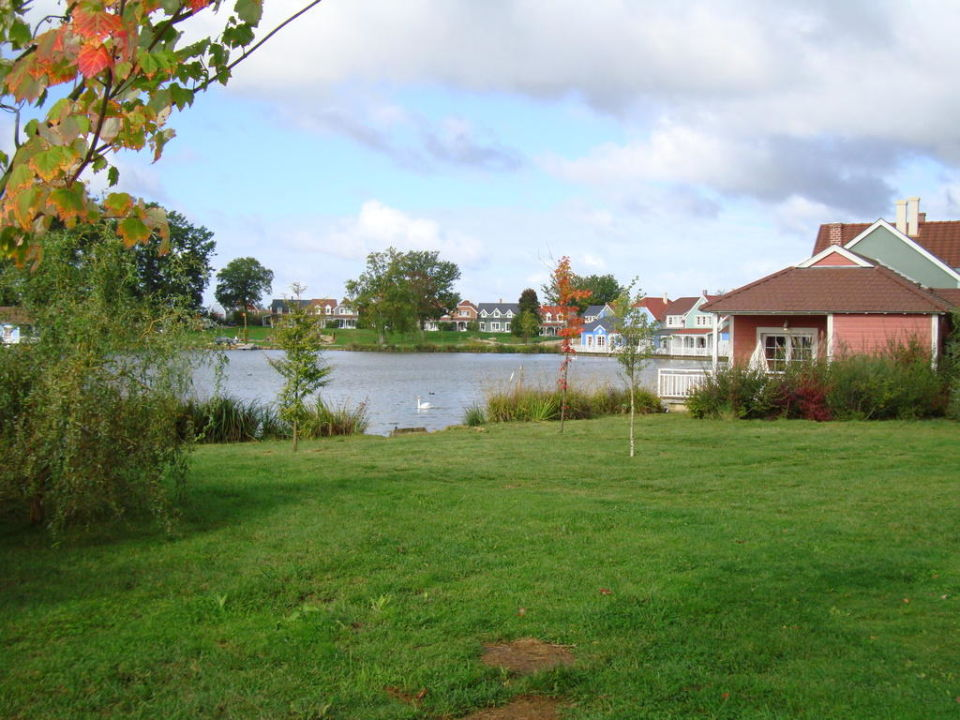 Cottage Zone 4 Center Parcs Le Lac d'Ailette