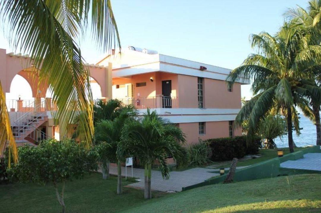 Teile des Hotels Gran Caribe Faro Luna