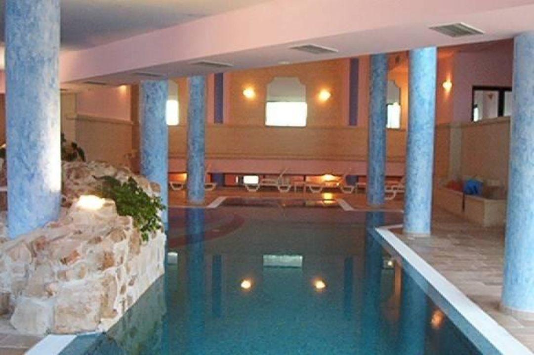Piscina coperta Hotel Giardini D'Oriente