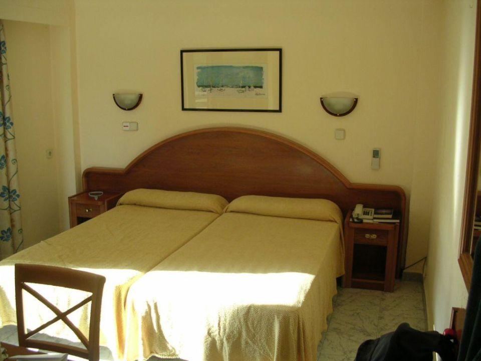 Zimmer 201 Hotel Principe