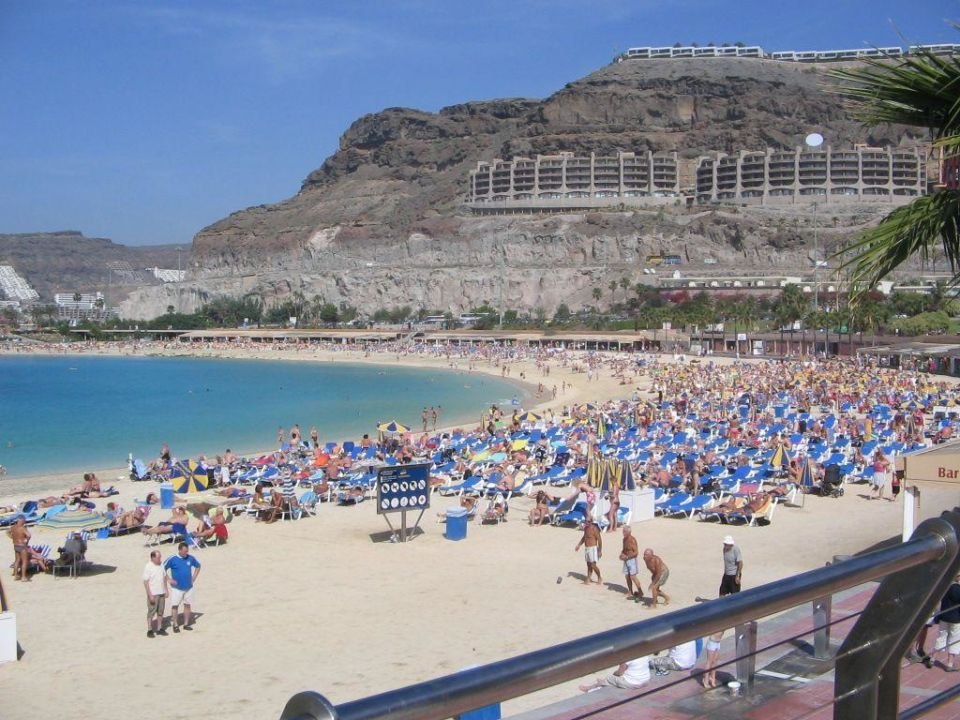 Quot Bade Bucht Playa Amadores Quot Gloria Palace Royal Hotel