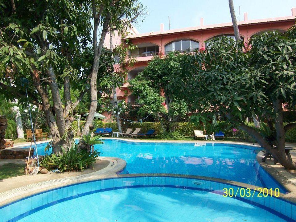 Pool und Garten Prinz Garden Villa