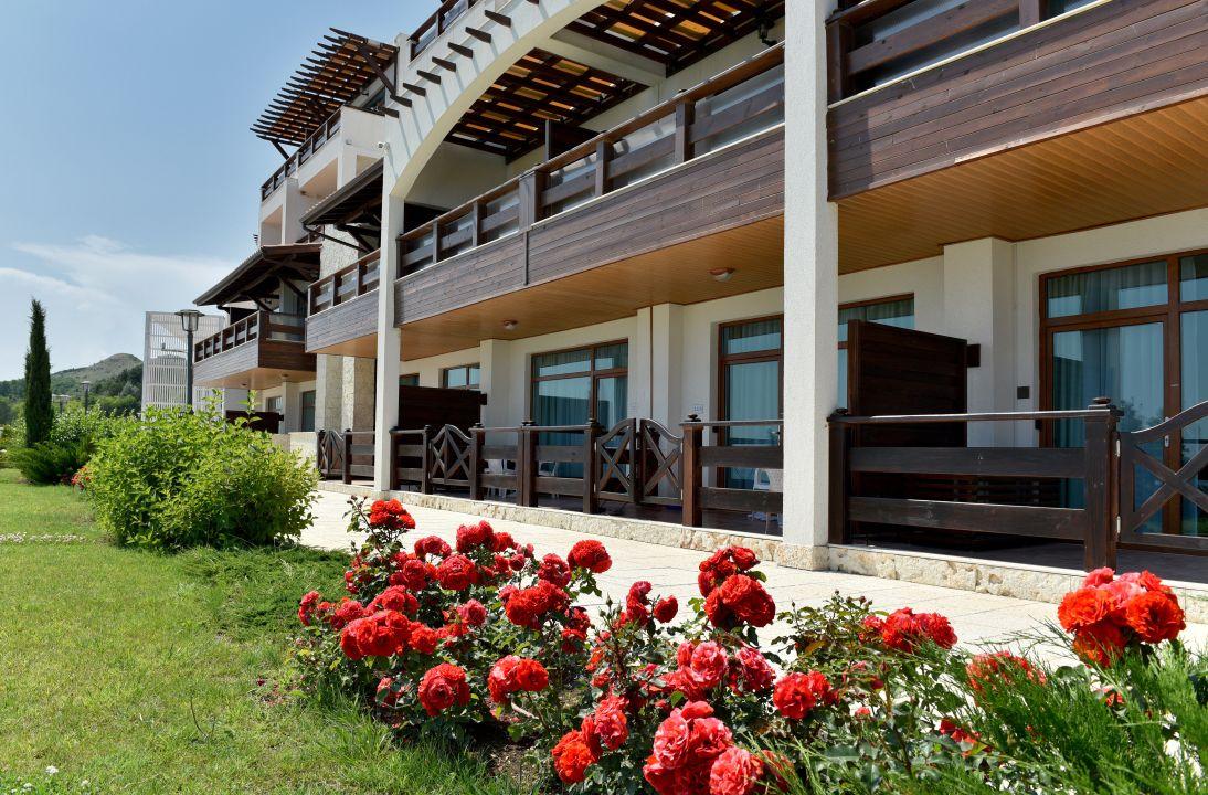 Gartenanlage Hotel White Lagoon