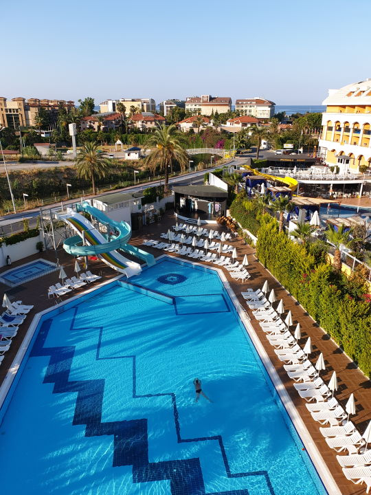 Ausblick Palm World Side Resort & Spa