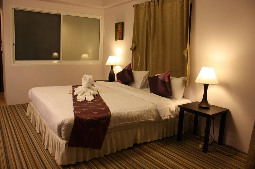 Superior Single  Hotel Siam Place Airport