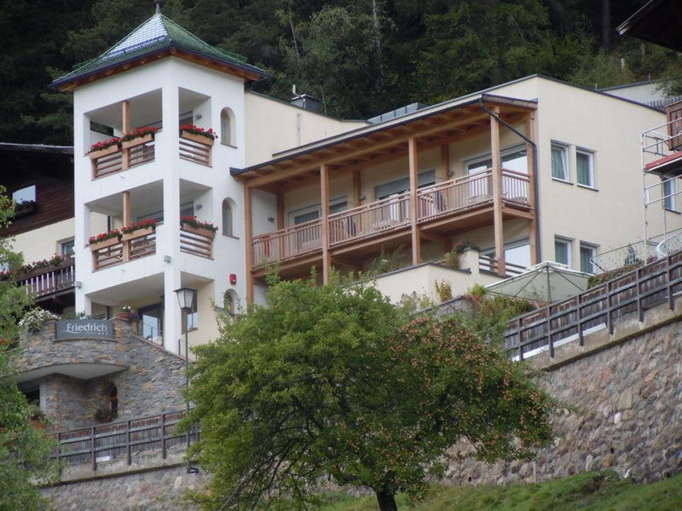 Das Hotel Friedrich Charmehotel Friedrich