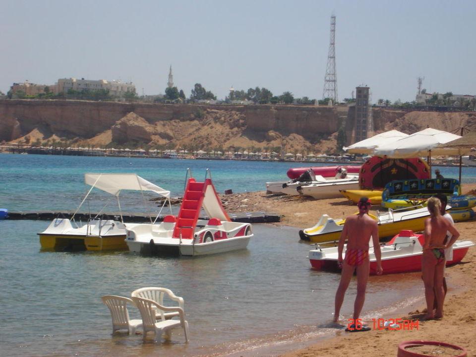 Plaża piaszczysta  Hotel Xperience Kiroseiz Parkland