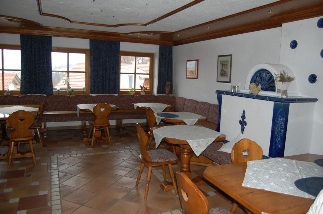 Frühstücksraum Landhaus Sonnenbichl