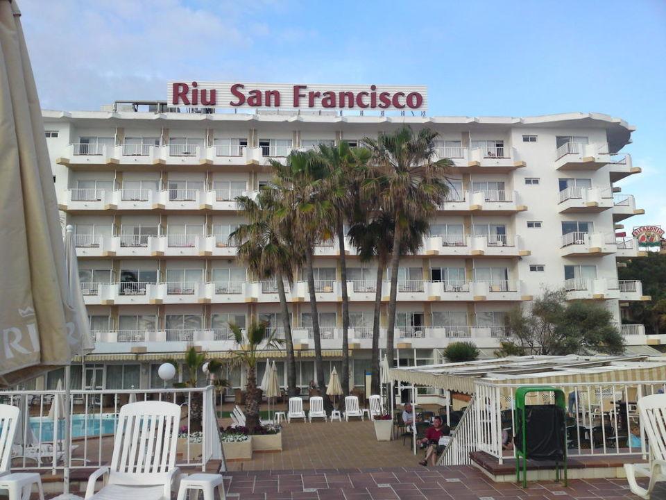 Hotel Riu San Francisco Spanien