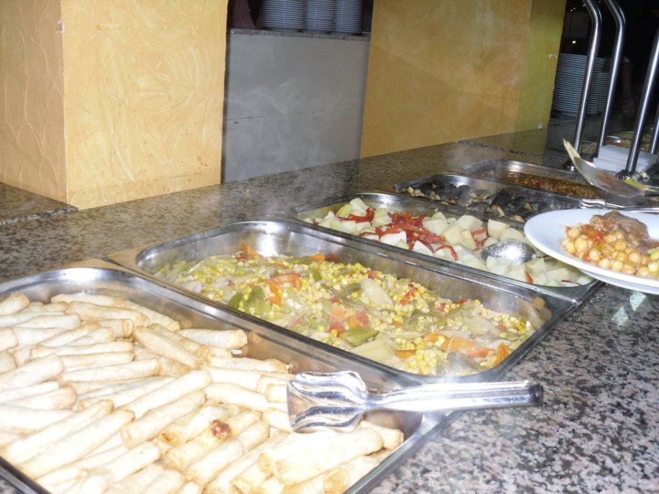 Lecker Abendessen Hotel Grand Seker