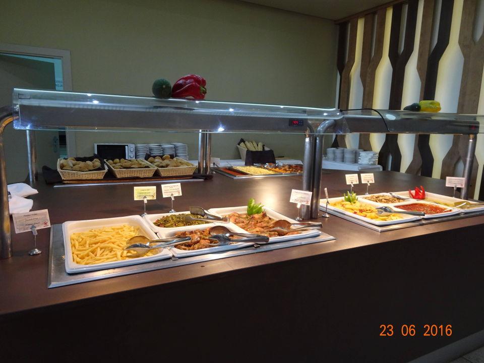 Kleiner Teil des Buffets Hotel Valle del Este Golf Spa