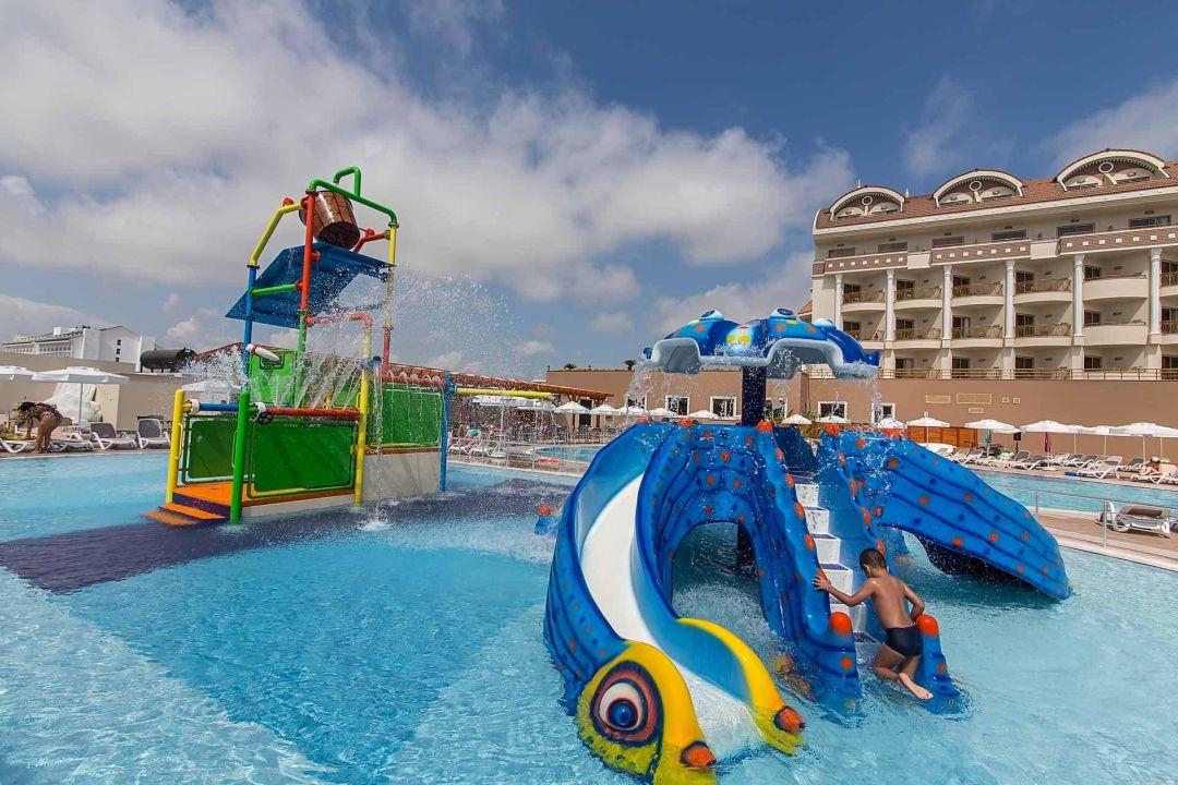 Belazur Resort And Spa Belek