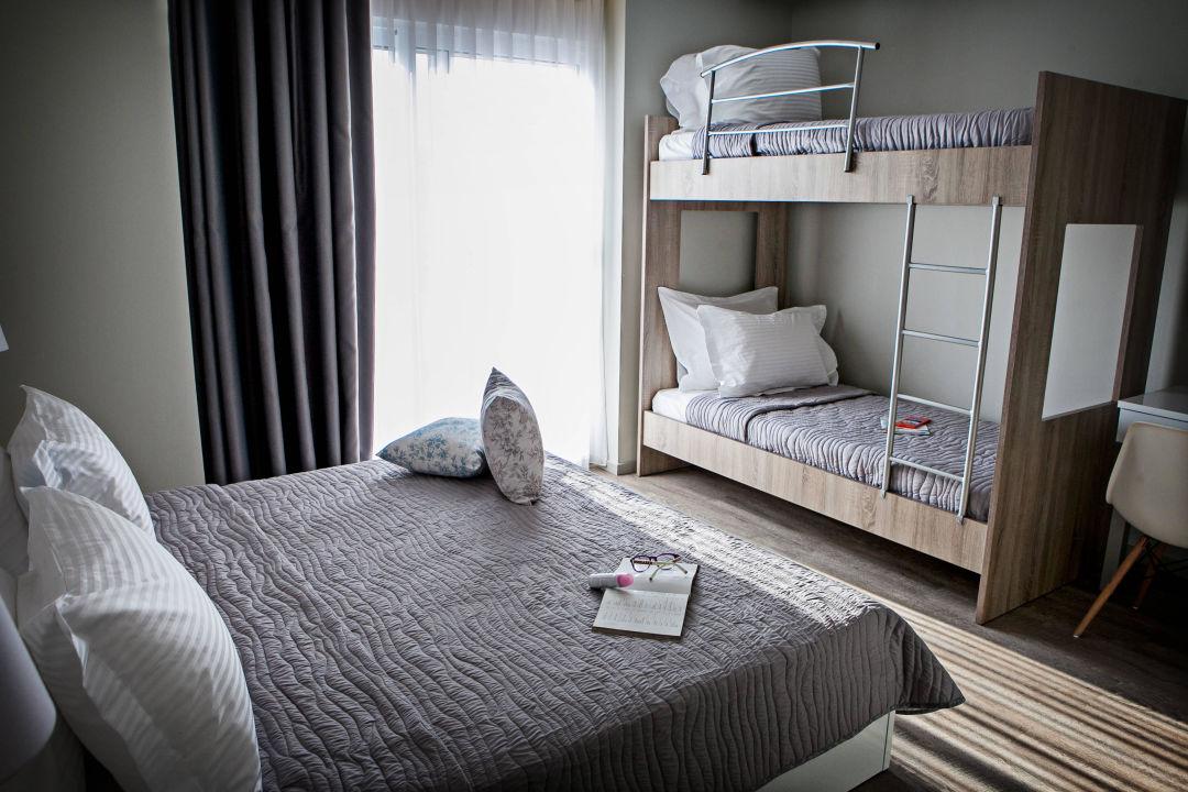Family Room Bunk Beds Olympic Star Beach Hotel Nei Pori
