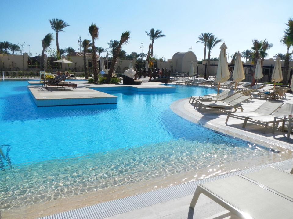 Beheizter Pool Steigenberger Aqua Magic Hurghada Holidaycheck