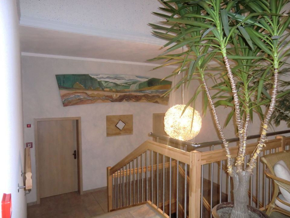 Flur und Treppenhaus\