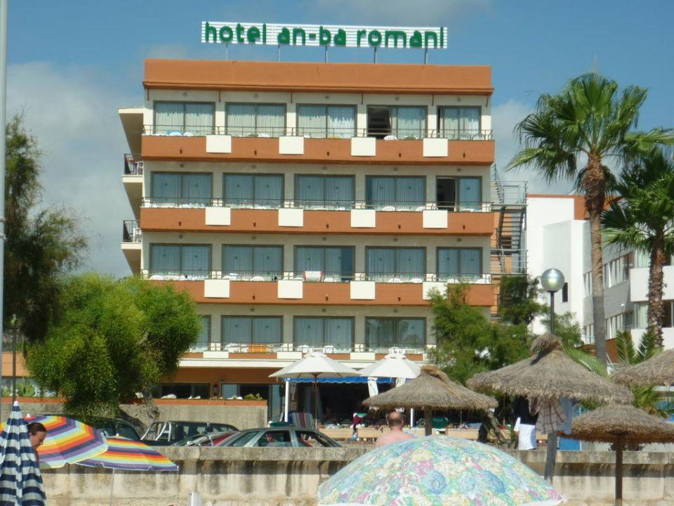 Hotel anba smartline Anba Romani